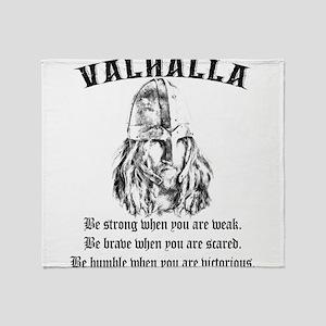 Valhalla Throw Blanket