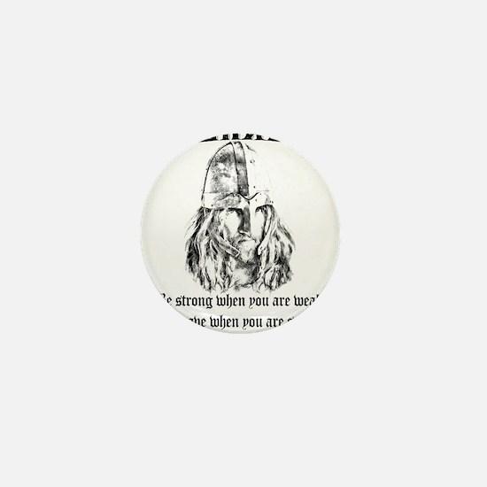 Valhalla Mini Button