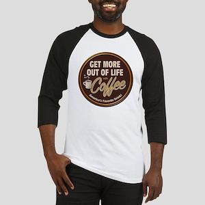 MoreOutOfLife_Coffe Baseball Jersey