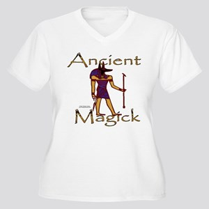 Anubis Magick Plus Size T-Shirt
