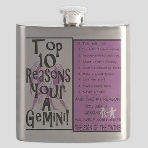 Gemini6 Flask