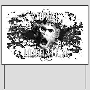 animal-liberation-01 Yard Sign