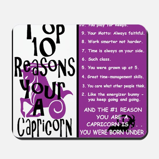 Capricorn6.gif Mousepad