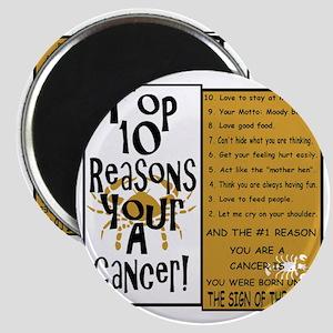 Cancer6 Magnet