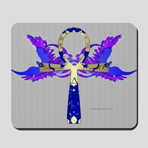 Ankh Phoenix Mousepad