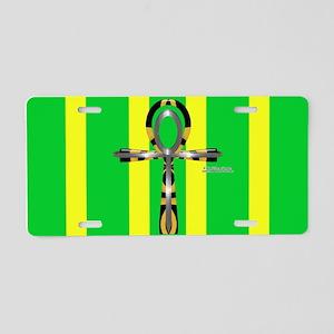 Ankh Sword License Plate