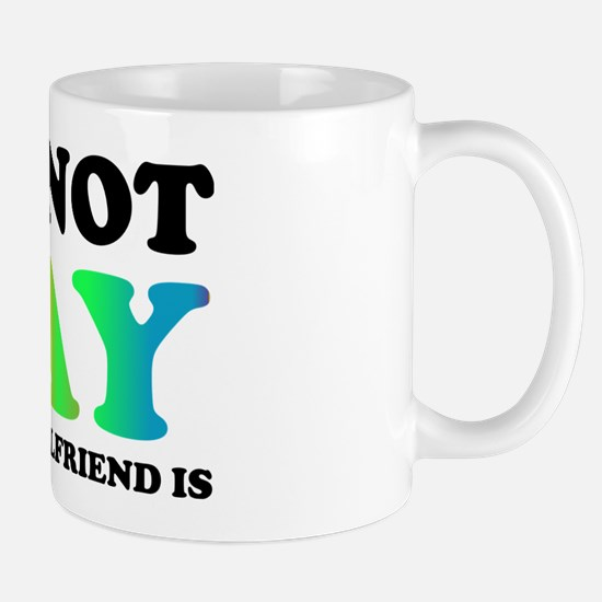 Im not gay3 Mug