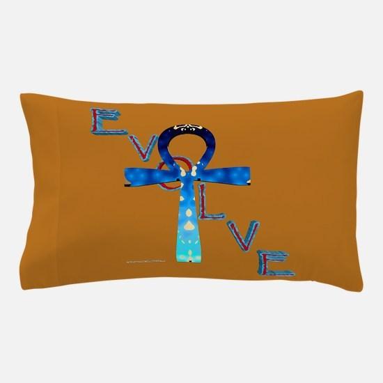 Evolve Ankh Pillow Case