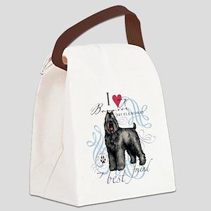 Bouvier T1 Canvas Lunch Bag
