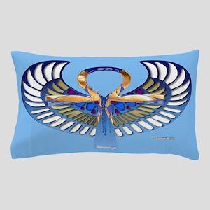Ankh Scarab Pillow Case