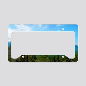 pano License Plate Holder