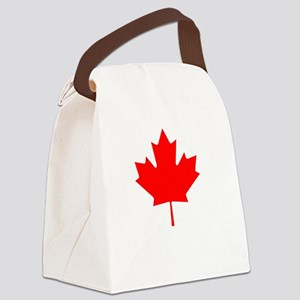 The EH Team White Canvas Lunch Bag