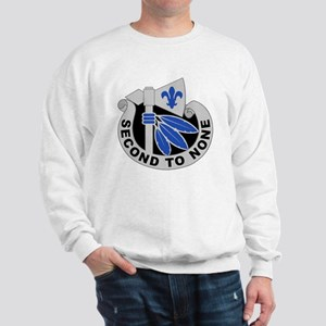 2nd Infantry Division - DUI Sweatshirt