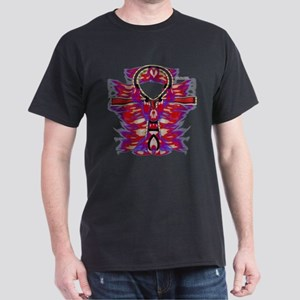 Flaming Ankh T-Shirt