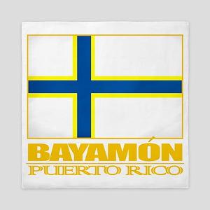 Bayamon Flag2 Queen Duvet