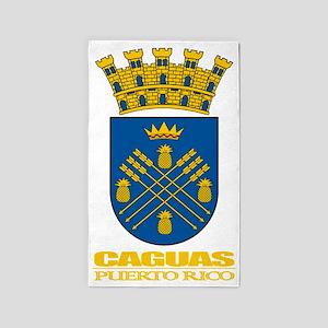 Caguas COA 3'x5' Area Rug