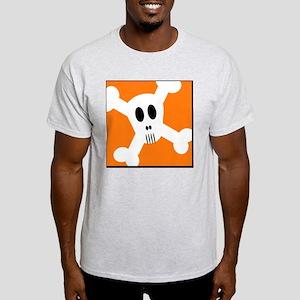 10x10_pirate_girl_halloween Light T-Shirt