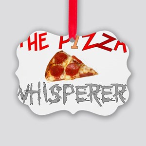 Pizza Lovers Picture Ornament