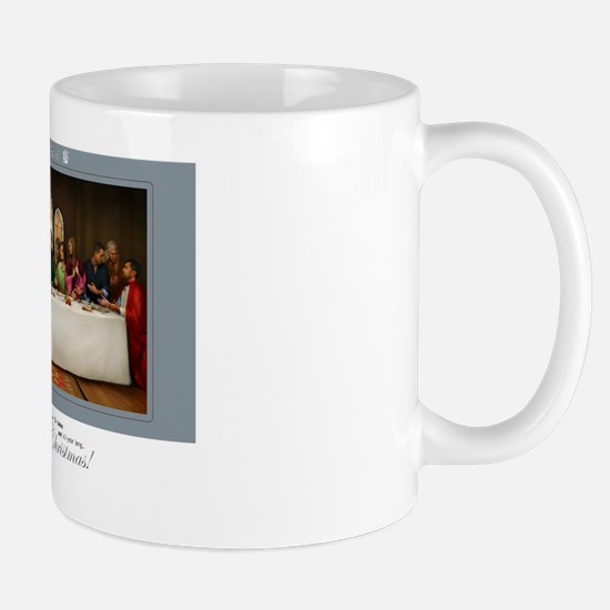 Christmas Greeting Mug