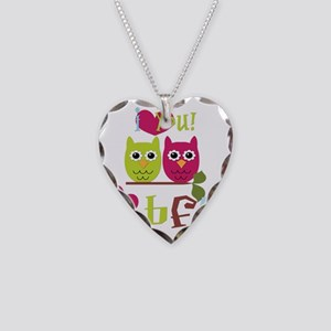 2011 September Necklace Heart Charm