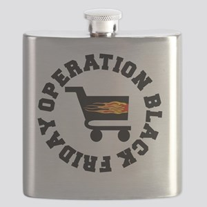 BLACK FRIDAY BLACK-001 Flask