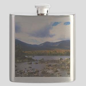katahdin foliage sandy Flask