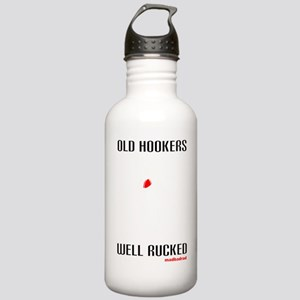 Rugby old hookers well Stainless Water Bottle 1.0L