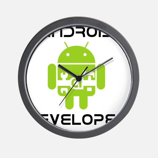 android-developer Wall Clock