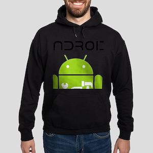 android-developer Hoodie (dark)