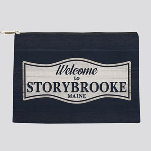 Welcome To Storybrooke Makeup Pouch