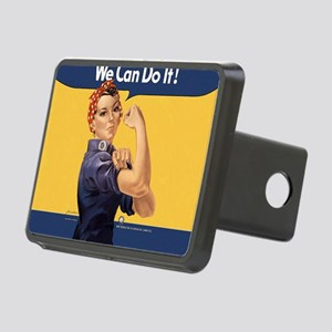 we-can-do-it-rosie_12-5x13 Rectangular Hitch Cover