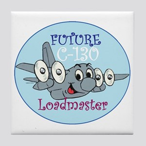 Mil 3A C130 M LM  copy Tile Coaster