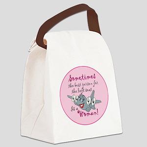 Mil 1A C130 fem t copy Canvas Lunch Bag