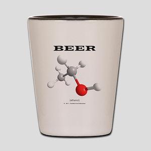 ethanol2 Shot Glass