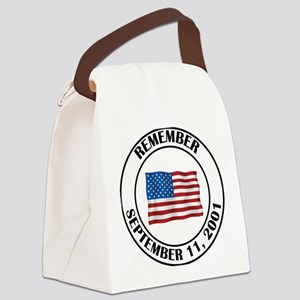 11 sept2111 Canvas Lunch Bag