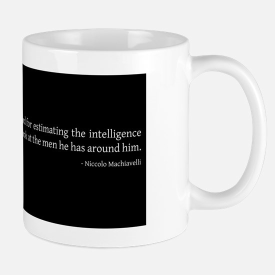 ruler intelligence2 Mug