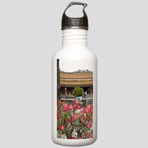 UNESCO. ink flowers wi Stainless Water Bottle 1.0L