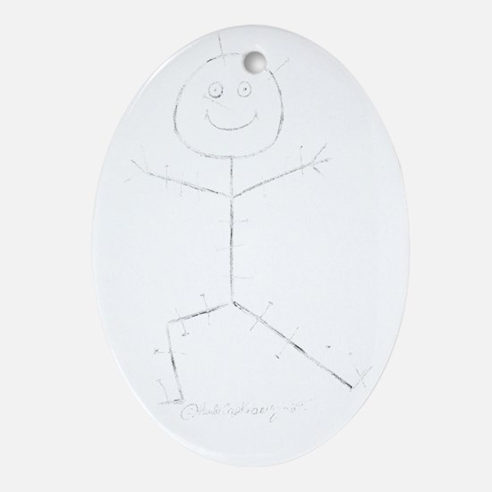 acupuncturewhtp.gif Oval Ornament
