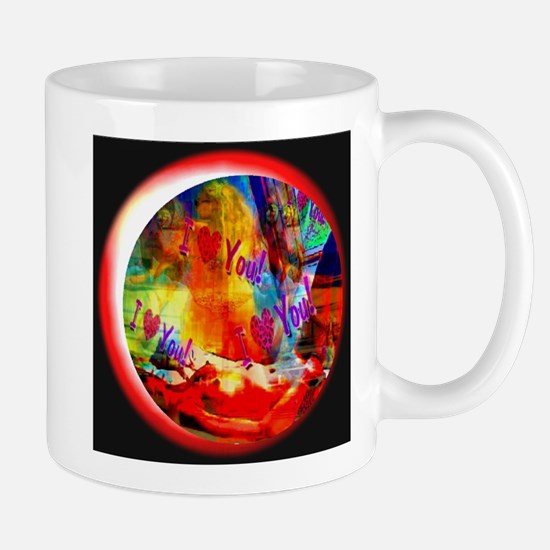 Total Solar Eclipse of the Heart Mug