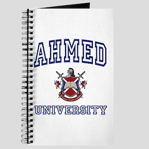 AHMED University Journal