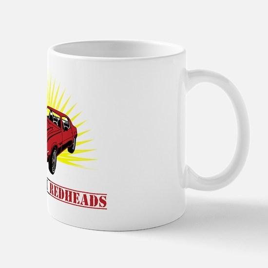 red heads Mug