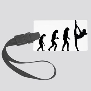 evolution ballet Large Luggage Tag