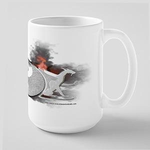 White Dragons Mug Mugs