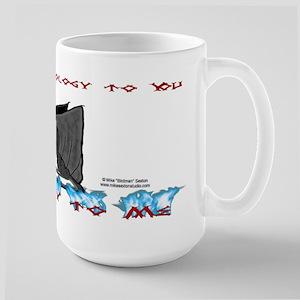 Dragon Reality Large Mug