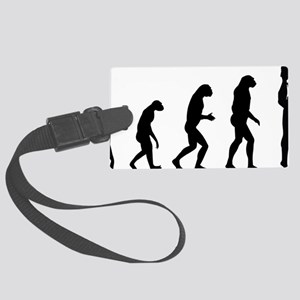 evolutionballet2 Large Luggage Tag