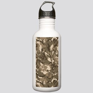 camo-tan_18x12v Stainless Water Bottle 1.0L