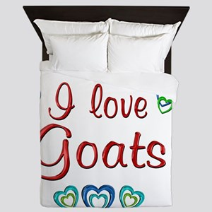 goat Queen Duvet