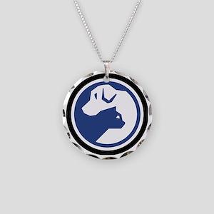 SPCA logo 2013 Necklace Circle Charm
