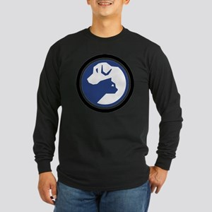 SPCA logo 2013 Long Sleeve Dark T-Shirt