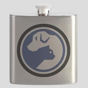 SPCA logo 2013 Flask
